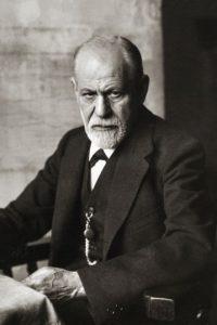 Sigmund Freud (1856-1939). Foto:vía Wikipedia