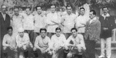 En 1920, la ciudad de Viña del Mar recibió el primer torneo organizado por Chile, en el que los locales usaron su camiseta roja por primera vez. Uruguay fue el campeón. Foto:Wikimedia