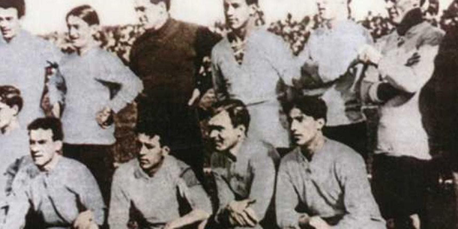 Al año siguiente (1917), Uruguay recibió el torneo y repitió su título ganado en Argentina en 1916. Foto:Wikimedia