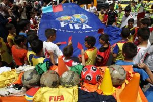 Es uno de los acusados. La FIFA lo retiró del Comité de Ética y le prohibió toda relación con el fútbol Foto:AFP