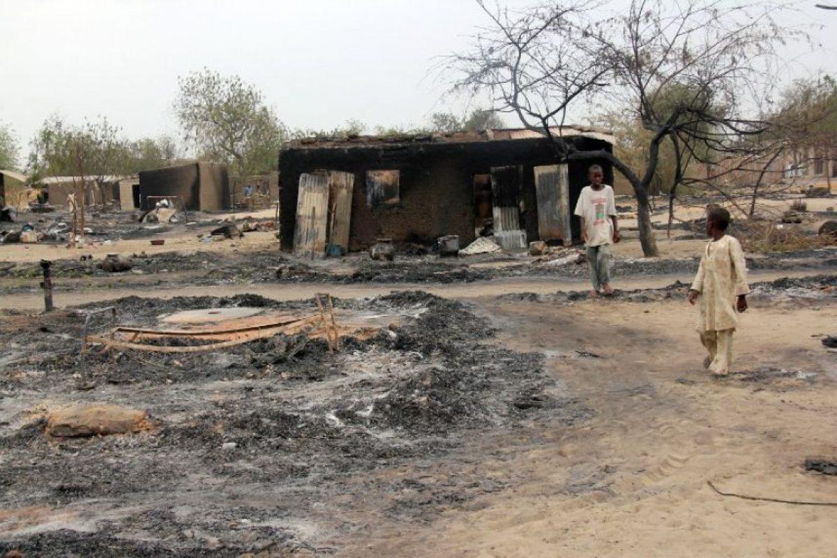 Uno de los conflictos destacados fue la violencia de Boko Haram en Nigeria, Camerún y Chad. Foto:AFP