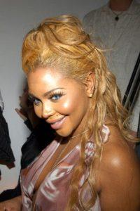 La rapera saltó a la fama en 1996. Foto:vía Getty Images