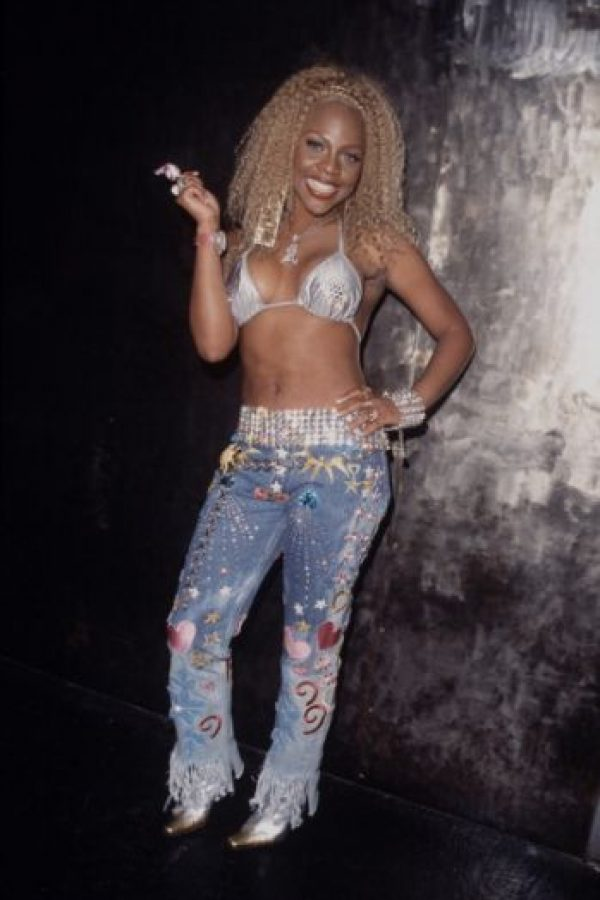 6. Lil Kim. Foto: vía Getty Images