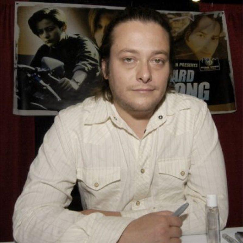 Luego hizo un papel en CSI, en 2006. Foto:vía Getty Images