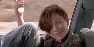 Tenía 15 años cuando interpretó este papel, que lo lanzó a la fama. Foto:vía TriStar