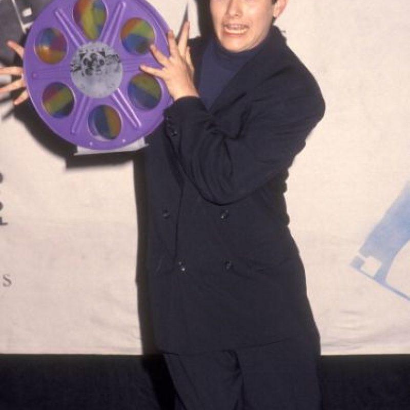 Ganó premios como el MTV Movie Award. Foto:vía Getty Images