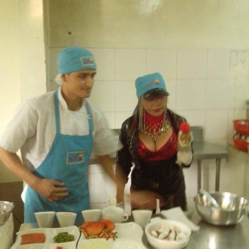 Así pueden cocinar, sin problemas. Foto:vía Facebook/ La Tigresa del Oriente