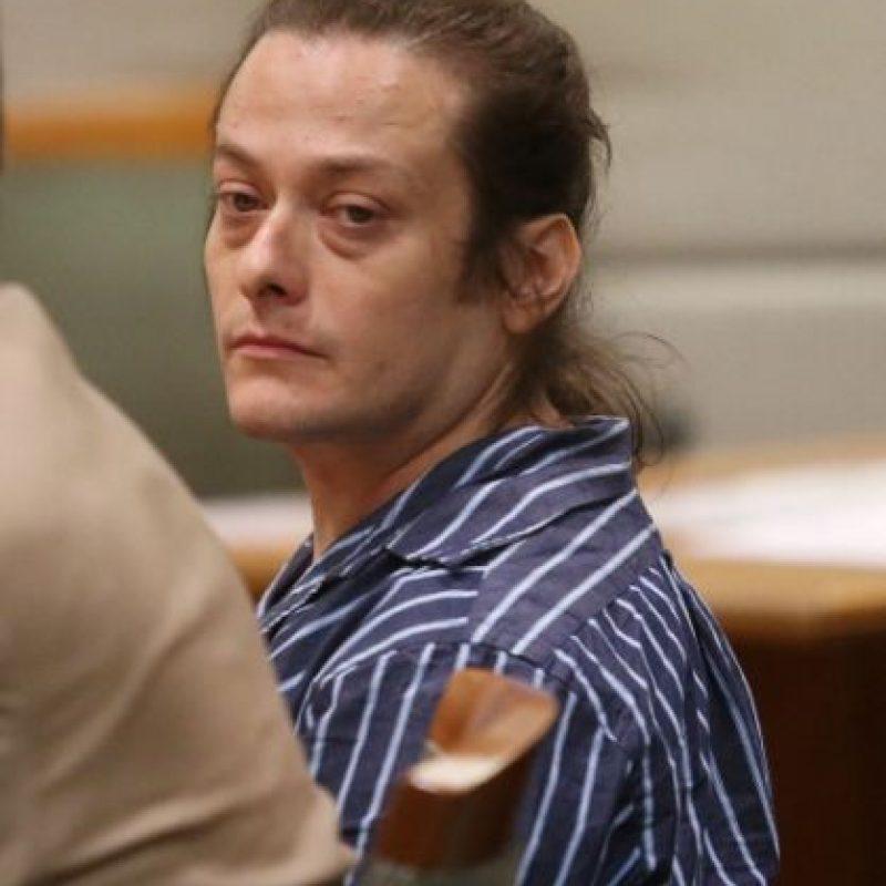 Violó la orden de protección de su exnovia Mónica Keena y tampoco fue a rehabilitación por abuso de drogas. Foto:vía Getty Images