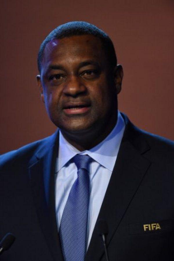 Jeffrey Webb, actual vicepresidente de la FIFA y presidente de la Confederación de Fútbol del Norte, Centroamérica y el Caribe (Concacaf). Foto:Getty Images