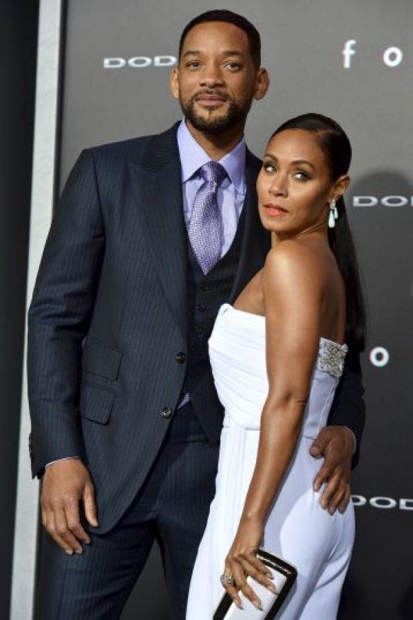 Will Smith y Jada Pinkett Foto:Getty Images