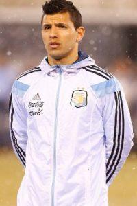 Sergio Agüero (Manchester City, Inglaterra) Foto:Getty Images