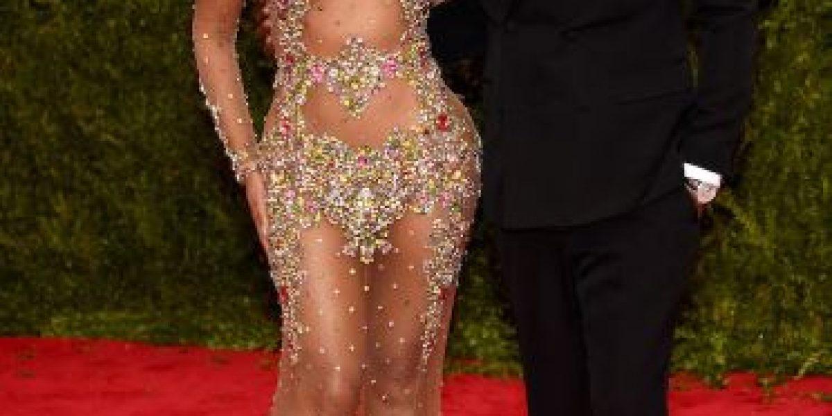 Beyonce y Jay Z quedaron atrapados en una multitud
