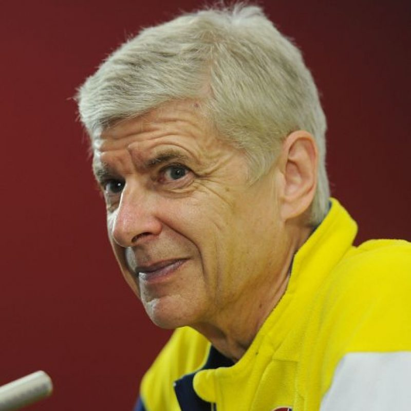 6. Arsene Wenger Foto: Getty Images
