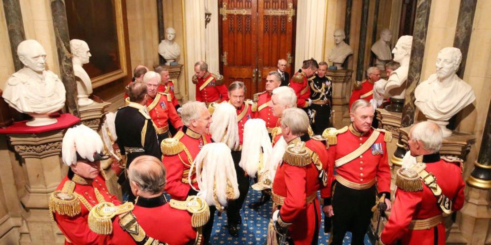 La tradición data desde 1536. Foto:Getty Images