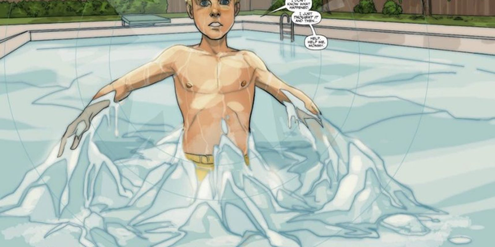 "En la nueva edición del cómic ""All New X-Men"", Marvel reveló que el ""Iceman"" del futuro"" es gay Foto: Marvel"