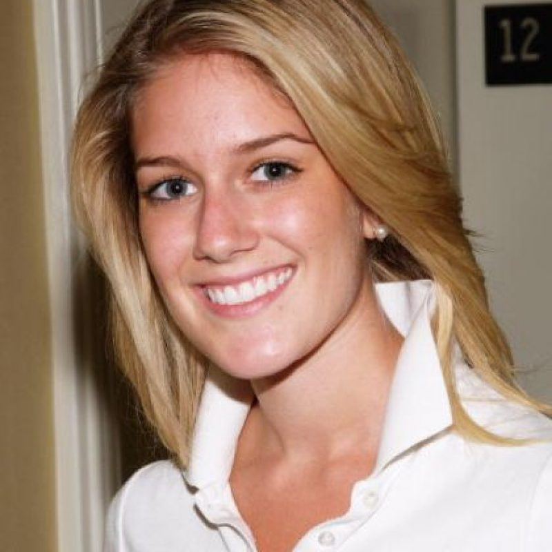 2. Heidi Montag. Foto: vía Getty Images