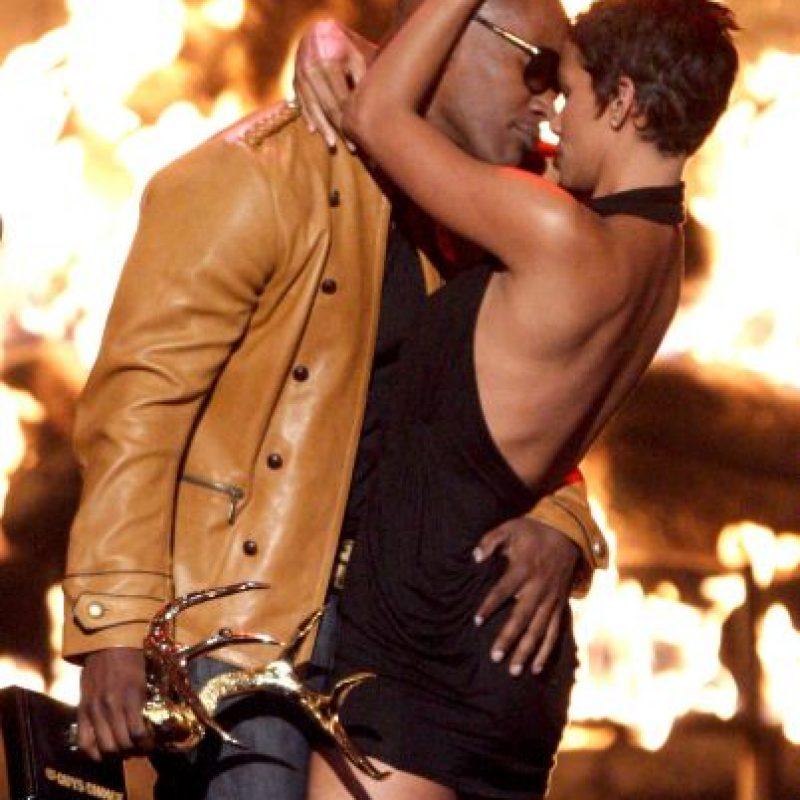 Halle Berry & Jamie Foxx Foto:Getty Images
