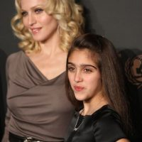 Madonna y Lourdes Foto: Getty Images
