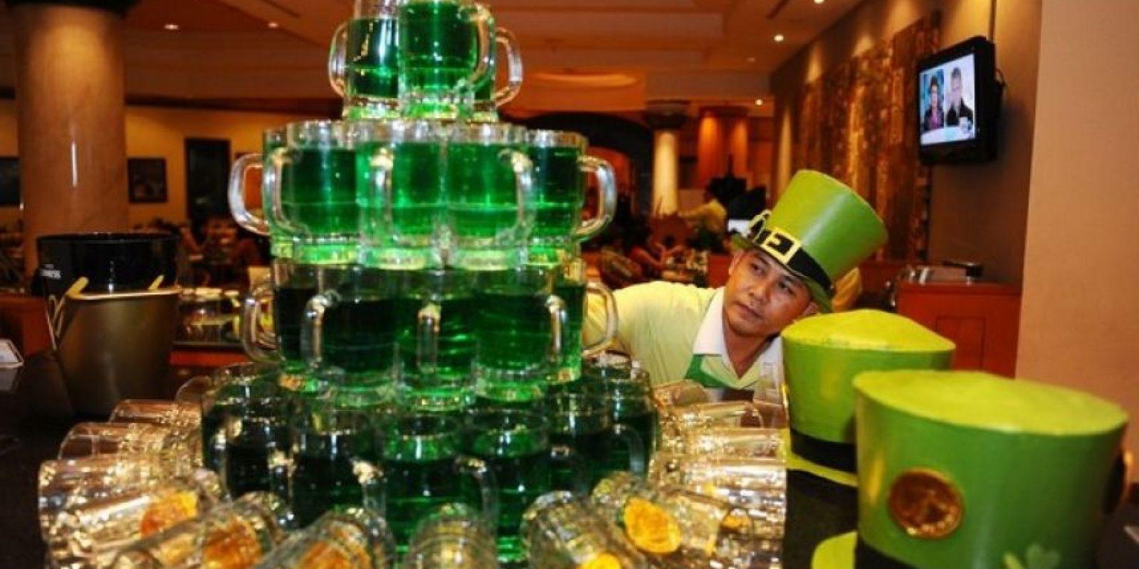 Se consumen 11.7 litros per cápita Foto:Getty Images