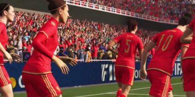 España Foto:EA Sports