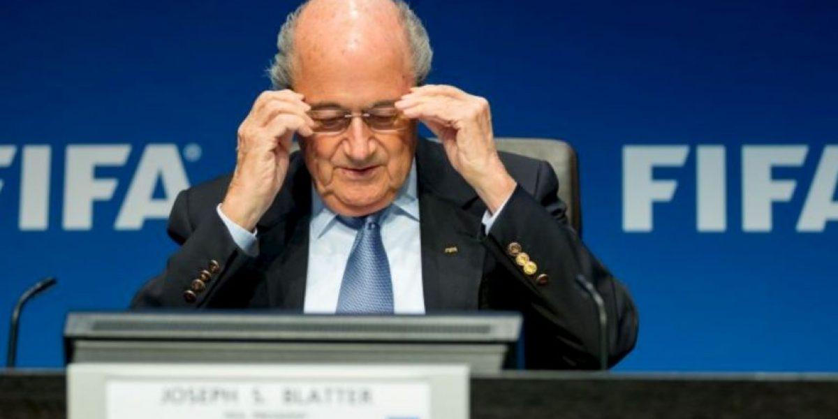 EN VIVO: Inicia el Congreso FIFA, donde Blatter habla sobre el escándalo de corrupción