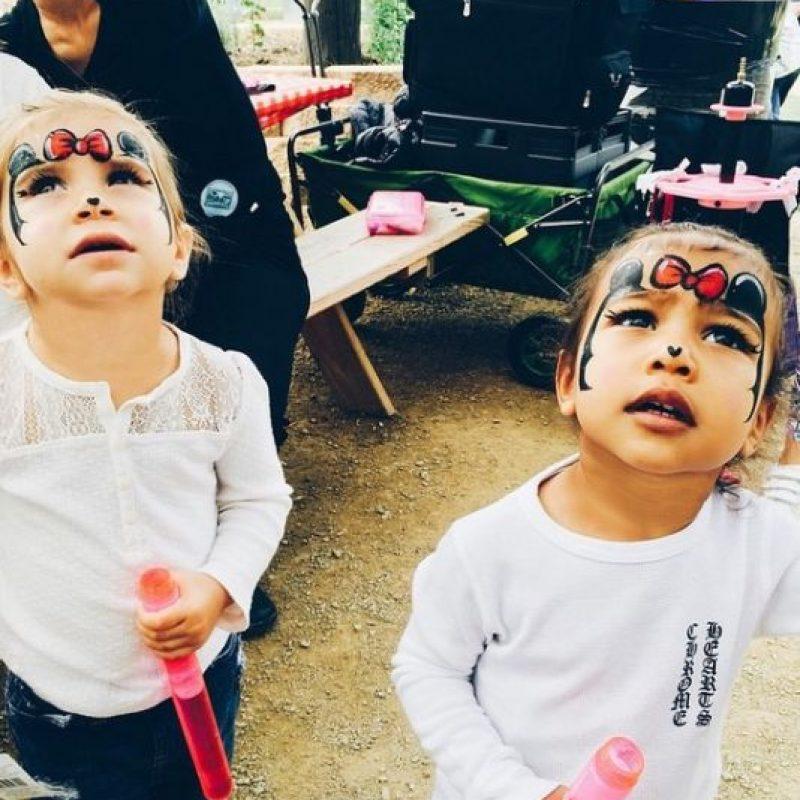 A través de Instagram, Kim presume lo orgullosa que se siente de su hija Foto:Instagram/KimKardashian