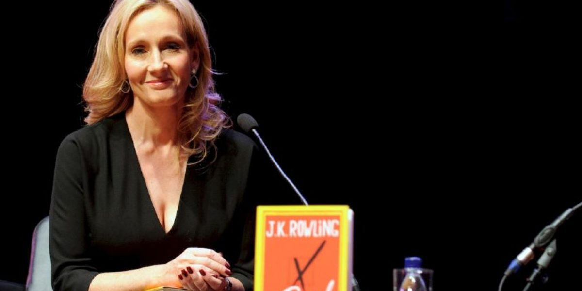 J.K. Rowling propuso una boda entre