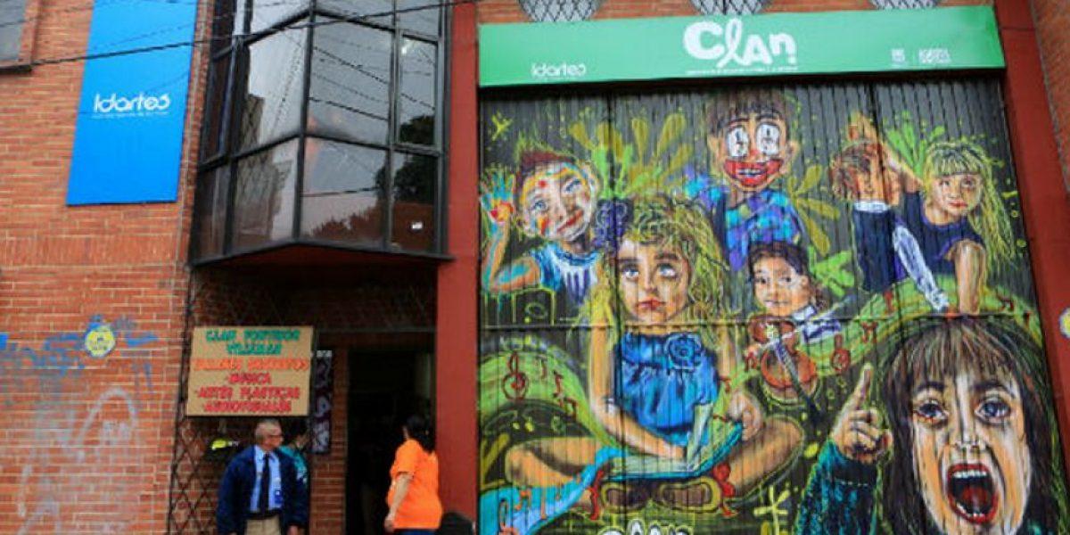 Así es el nuevo centro de arte para la niñez de Fontibón