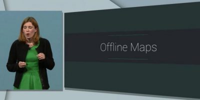 6) Google Maps sin Internet Foto:Google