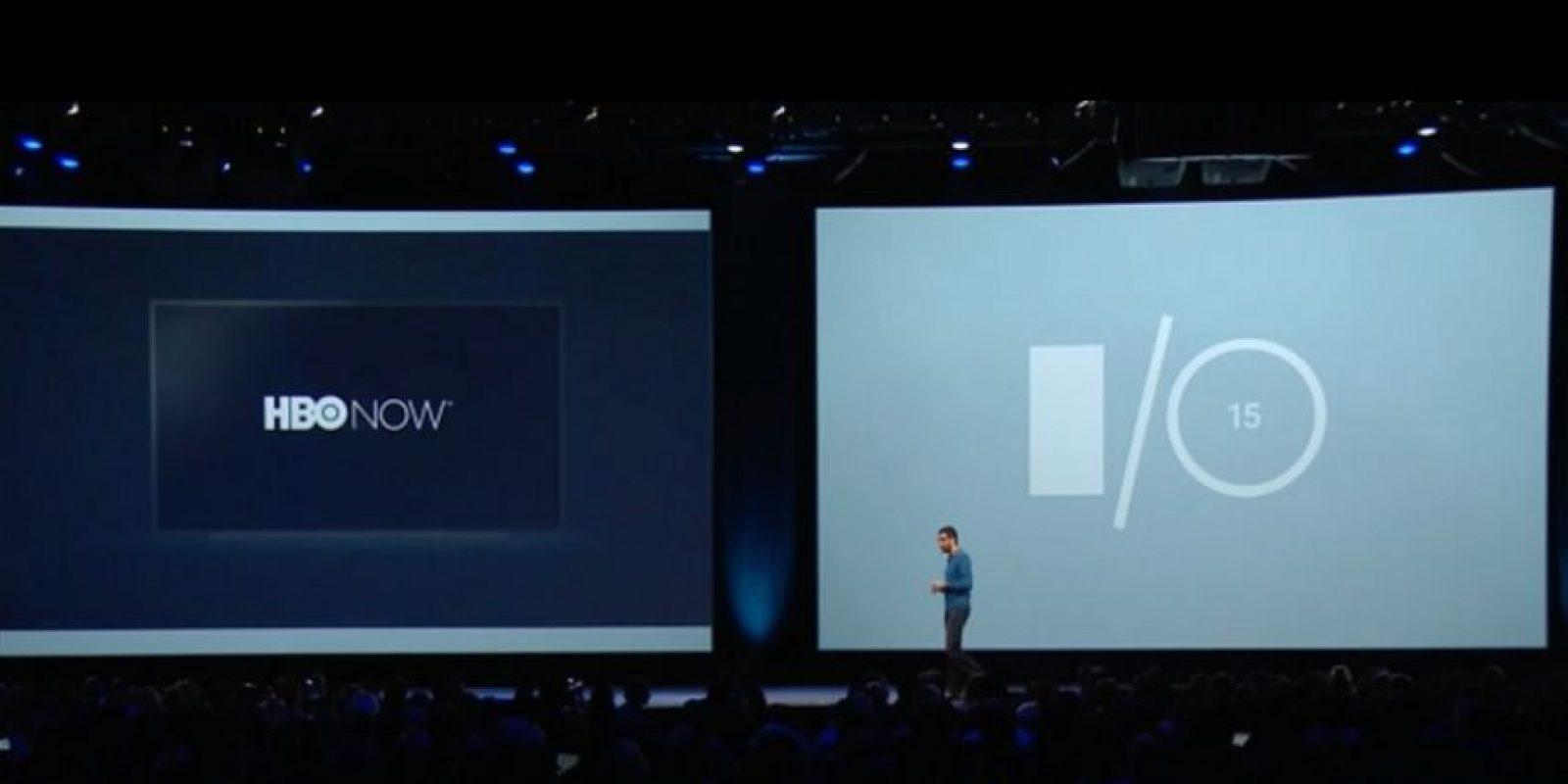 """La aplicación de HBO Now estará disponible para Android solo en Estados Unidos. En ella, los usuarios podrán ver los episodios de """"Game of Thrones"""". Foto:Google"""