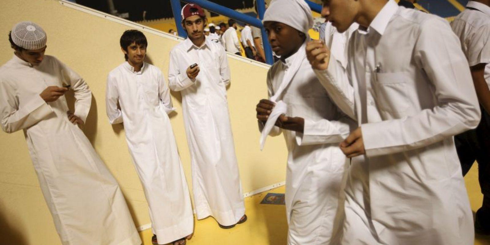 La elección de Catar como sede del Mundial de 2022 ha sido polémica Foto:Getty Images