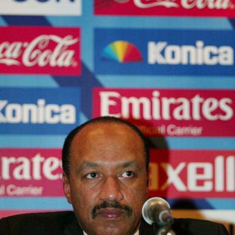 Por este caso, Bin Hammad fue suspendido de por vida y Jack Warner renunció a sus cargos y se retiró del mundo del fútbol. Foto:Getty Images