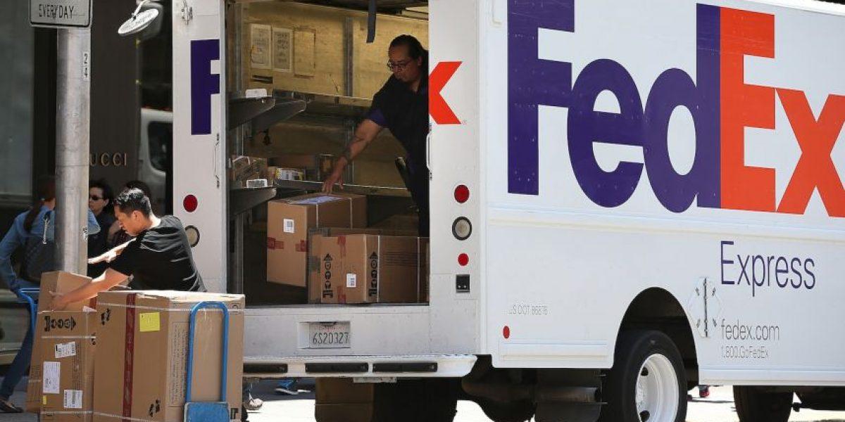 El Pentágono envió los paquetes de ántrax vía FedEx