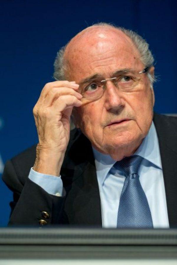 En dichos comicios, todo parece indicar que Joseph Blatter será reelegido como Presidente de la FIFA. Foto:Getty Images