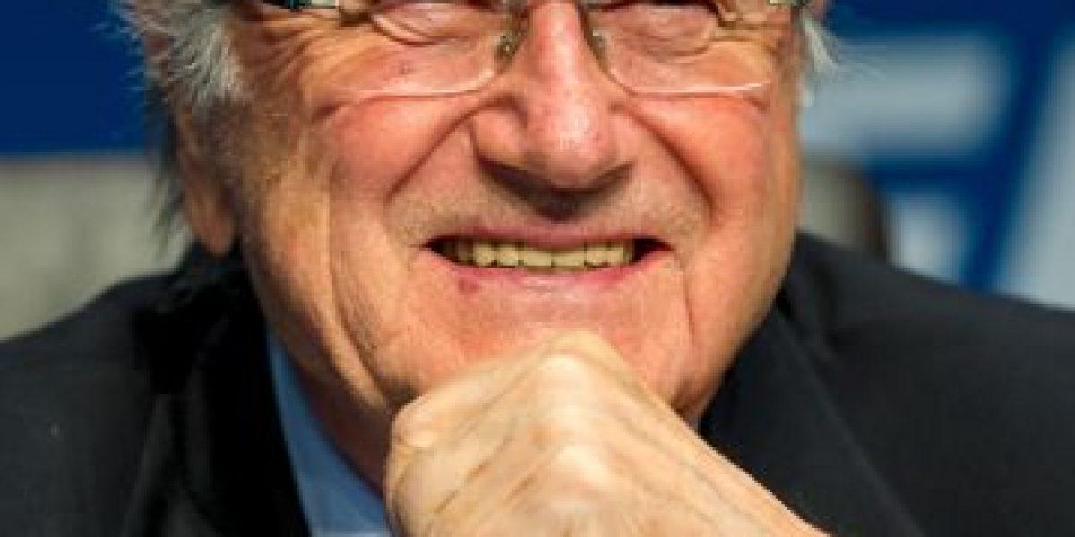 4 hombres poderosos exigen la renuncia de Joseph Blatter