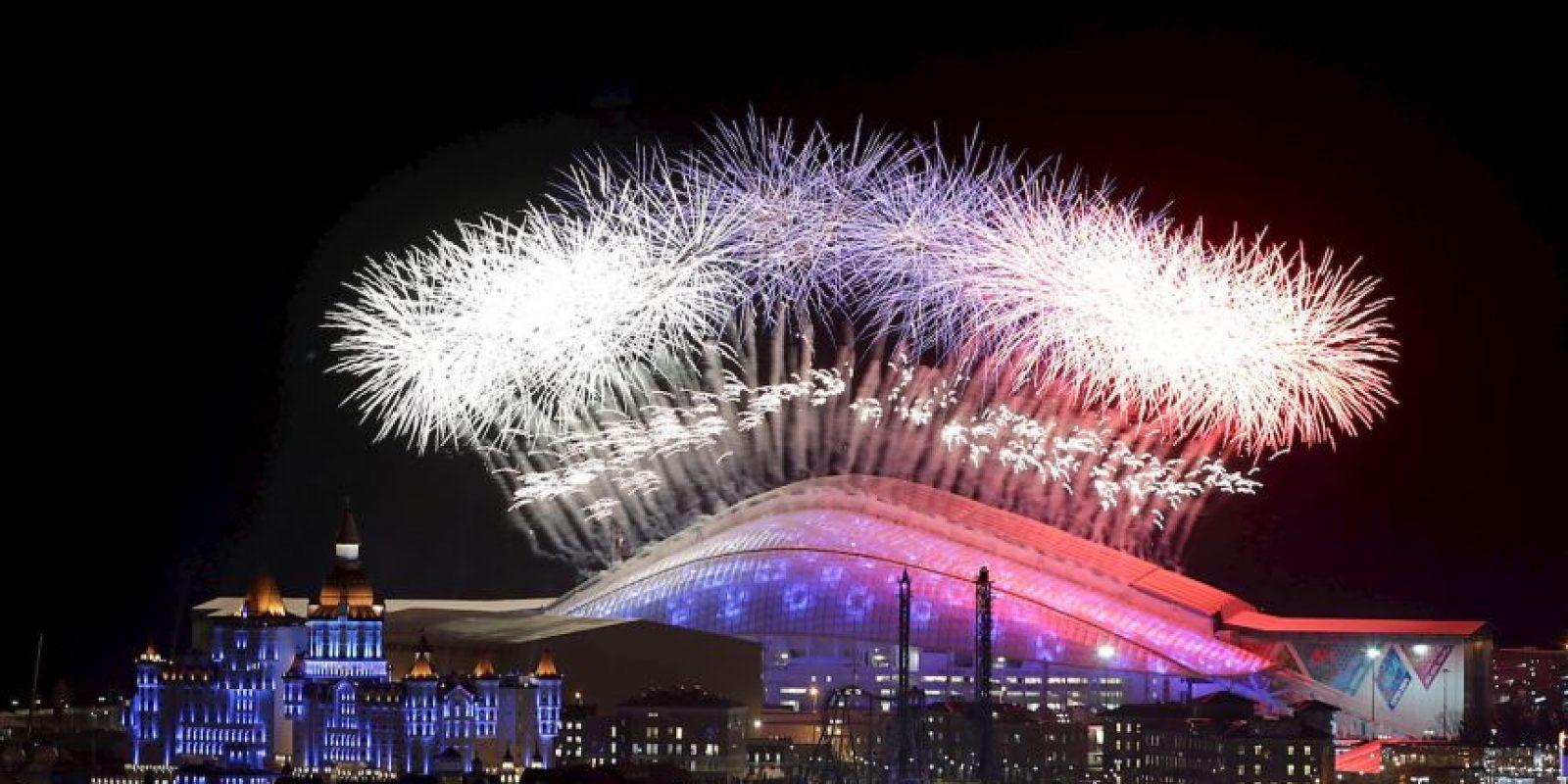 Antes de los Juegos Olímpicos de Invierno de Sochi 2014 murieron 60 trabajadores Foto:Getty Images