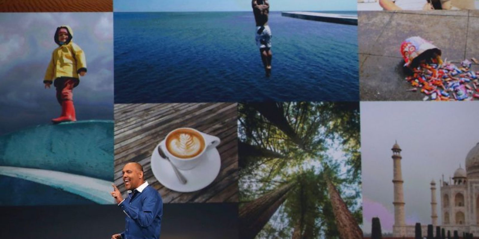 La app que almacena y organiza las imágenes que toman con su smartphone ahora está disponible de forma gratuita en Android, iPhone y Web. Foto:Getty Images