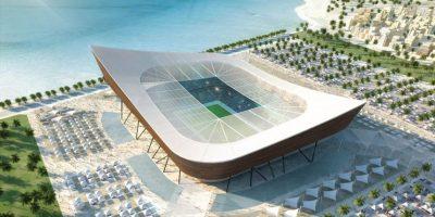 """El diario británico """"Sunday Times"""" publicó un informe que evidenciaba pagos de 4 millones de dólares al comité ejecutivo de la FIFA por parte de la candidatura catarí. """"France Football"""" señaló a Mohammed Bin Hamman de repartir dinero entre presidentes de varias federaciones de fútbol para ganar la sede. Foto:Getty Images"""