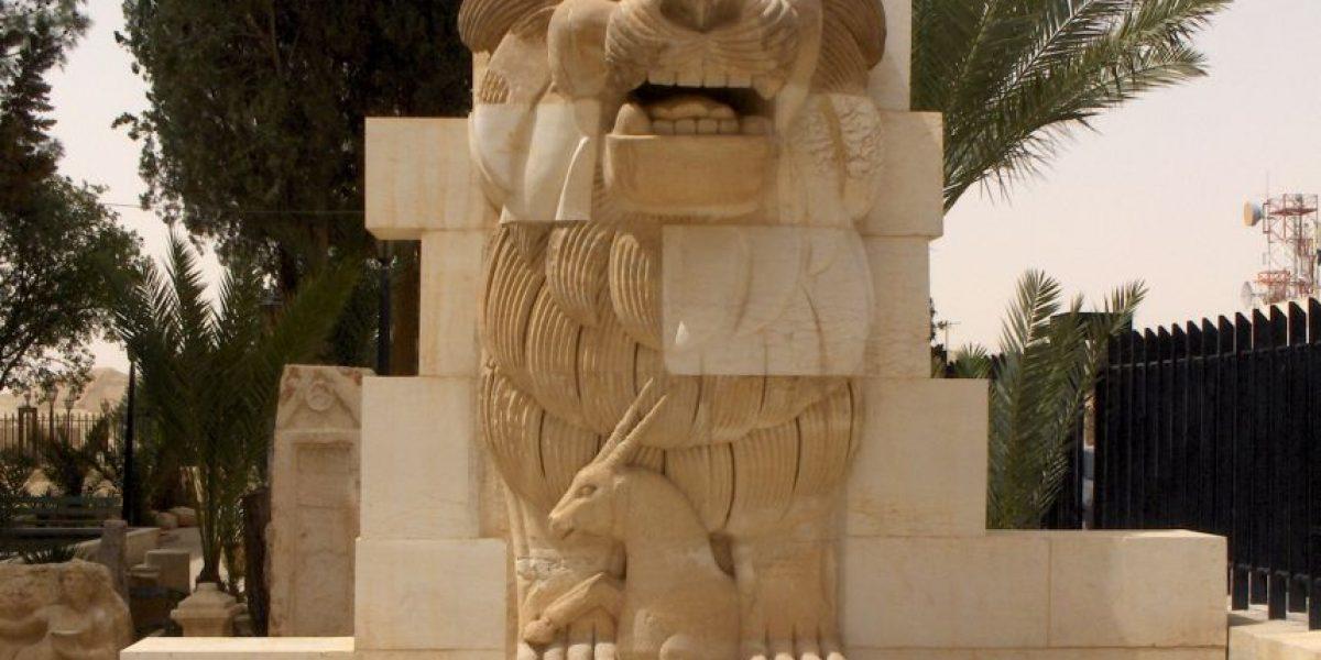 Estado Islámico comienza a destruir las históricas ruinas de Palmira