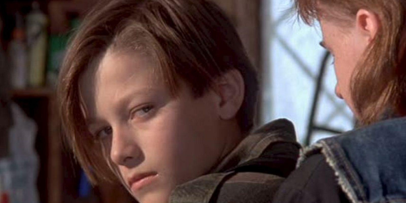 Edward Furlong fue el breve ídolo adolescente de muchas en los años 90. Foto:vía TriStar
