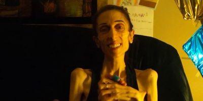 Ella agradeció a todos sus donaciones, las cuales casi alcanzan los 200 mil dólares. Foto:Vía Youtube
