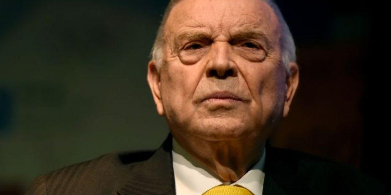 José María Marín, ex presidente de la Confederación Brasileña de Fútbol. Foto:Getty Images