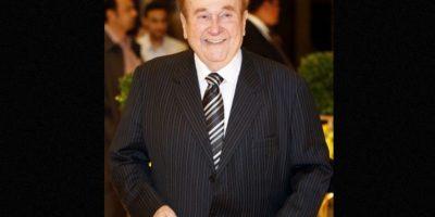 Nicolás Leoz, ex miembro del Comité Ejecutivo de la FIFA y presidente de la Conmebol. Foto:Getty Images