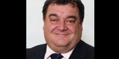 Costas Takkas, actual agregado del presidente de la Concacaf, Jeffrey Webb. Foto:Getty Images
