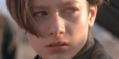 """1. Edward Furlong, quien actuó en """"Terminator 2"""", en 1992. Foto:vía TriStar"""