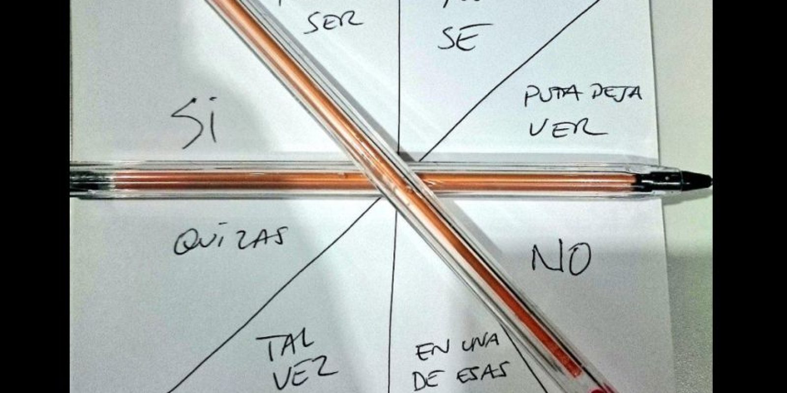 """Este nuevo juego """"espiritista"""" es la reinvención de la tabla Ouija casera que invocaba otro espíritu. No tiene origen mexicano sino que viene del imaginario estadounidense. Foto:vía Twitter"""