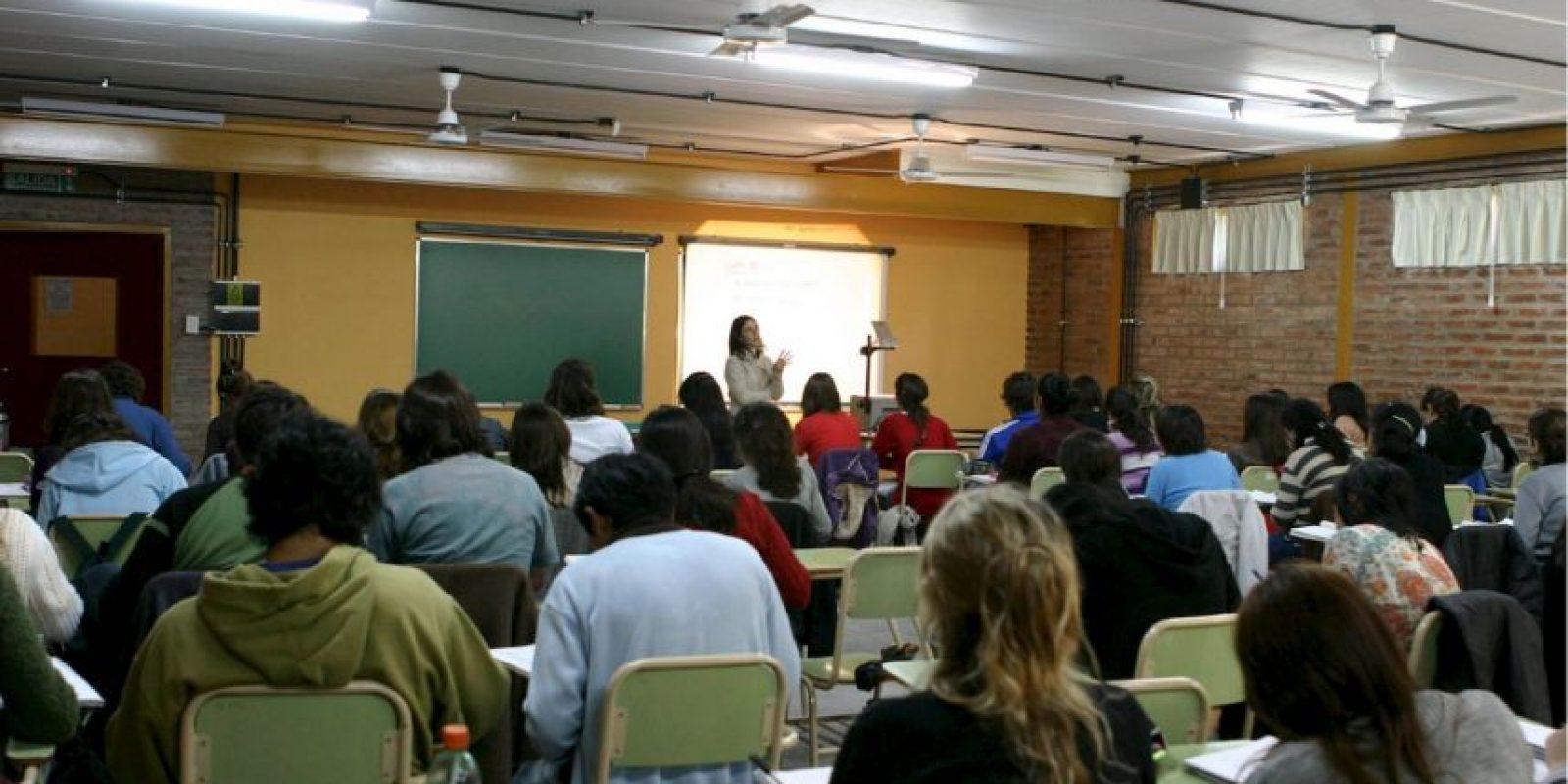 Un estudiante de la Facultad de Medicina de la Universidad de Buenos Aires intoxicó a 4 compañeras con brownies de marihuana. Foto:Vía Facebook.com/ubaonline