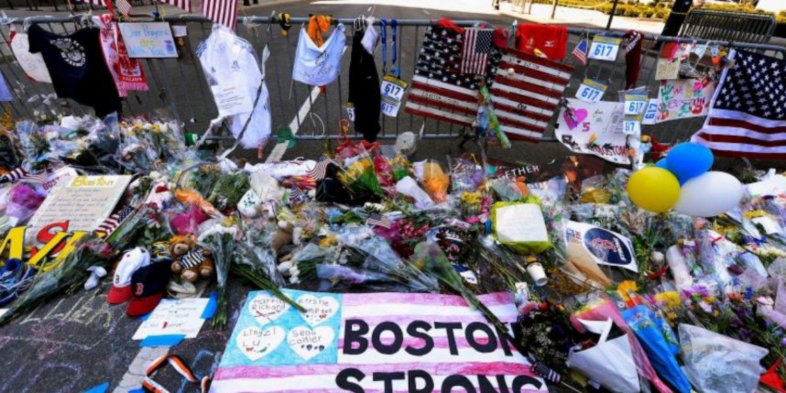Durante el atentado murieron tres personas. Foto:Getty Images