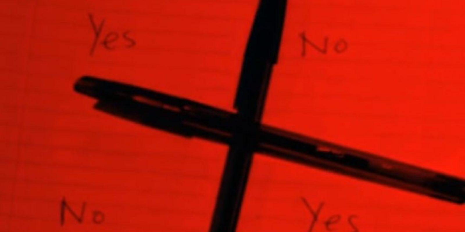 """El único es el espíritu malvado de la película """"La Horca"""". Foto:vía Youtube/Warner Bros"""