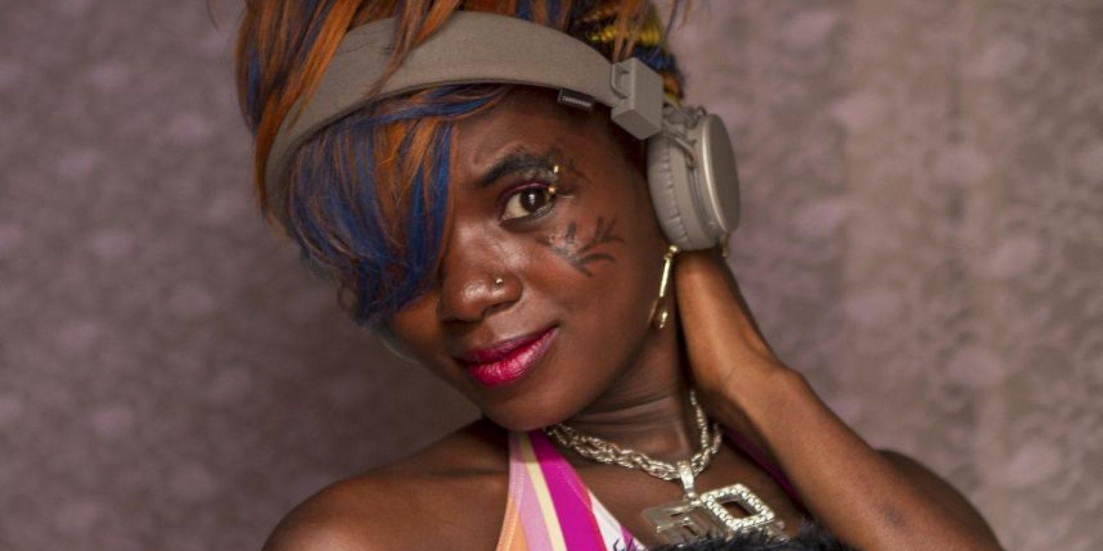 Ella es Jemimagh Kansiime Foto:AFP